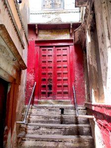 Varahi Devi entrance door
